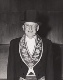 Masonic Brother Keesling A.D1960